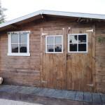 Une cabane pour les enfants…